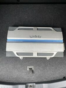 Infinity Reference 5760a In Car Amplifier 6 Channel.