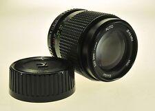 Pentax K Mount Vivitar 135mm F3.5 VMC Auto Camera Lens