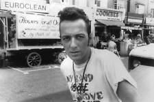 "🔴 JOE STRUMMER OF THE CLASH  - 20x30"" photo - not a cheap paper poster #2"
