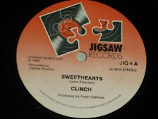 "Clinch:   Sweethearts    UK    7""   Near Mint"
