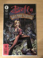 Buffy The Vampire Slayer (Dark Star Comics) Issue No. 1 Signed By Art Adams