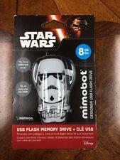 Mimobot STORMTROOPER USB Flash Drive Star Wars 8GB 8 GB Mimobots