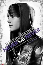 JUSTIN BIEBER POSTER (61x91cm) NEVER SAY NEVER PICTURE PRINT NEW ART
