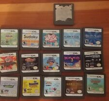 Super Collapse 3 Ds and 15 other game bundle. Good Condition. Cartridges Only.