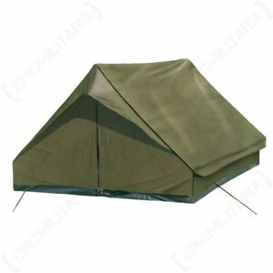 Two Person Tent - Olive Drab Camping Outdoors Festival Lightweight Backpacking