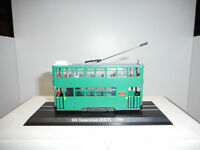 TR104 6TH GENERATION DOPPLESTOCK HONG KONG 1986 TRAMWAY TRANVIA ATLAS 1:87 HO