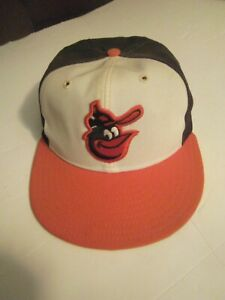 Frank Robinson Autographed Baltimore Orioles MLB Hat
