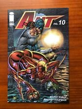Ant 10 Cover A by Mario Gully SCARCE 1st Appearance of Charlie Echo Image comic
