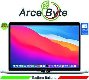 APPLE MACBOOK PRO RETINA 2017 TASTIERA ITALIANA i7 500SSD 16GB BIG SUR GRADO A+