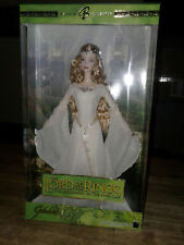 Brand New Lord of the Rings Galadriel Barbie doll Nrfb Collectible