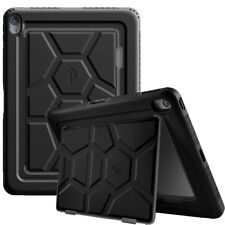 For Apple iPad Pro 11 inch 2018 Case, Shockproof Protective Cover w/Stand Black