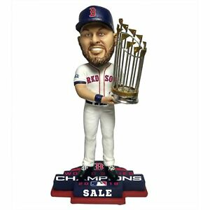 Chris Sale Boston Red Sox 2018 World Series Champions Bobblehead Bobble