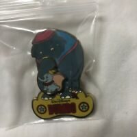 Mrs Jumbo Mother Trunk Rocking Baby Dumbo Elephant Family Collection Disney Pin