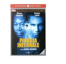 Pioggia Infernal with Morgan Freeman, Christian Slater, Randy Quaid - DVD