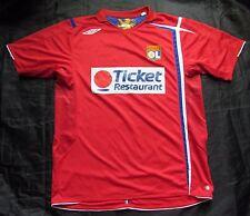 Olympique Lyonnais Lyon away jersey shirt UMBRO 2006-07 FRANCE Club men SIZE XL