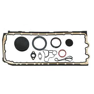 Fits N55 N54 BMW 135i 335i 535i X5 X3 Lower Set with Oil Pan Gasket 11137600482