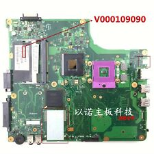 V000109090 Motherboard for Toshiba Satellite A200 A205 Laptop, No SD slot, A