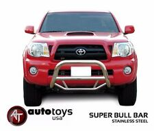 ATU 1998-2004 Totota Tacoma Stainless Bull Bar Bumper Grille Brush Guard