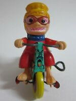 NUTTY MADS MONSTER TRICYCLE Wind Up Toy by MARX Rare! F/S From Japan 1960s