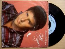 Shakin ' stevens breaking up My heart / IVERMESSEN give you UK 45 epic 1985