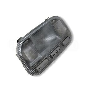 Peugeot 207 308 (2007-2012) Interior Front Roof Light With 3 Buttons 9680713880