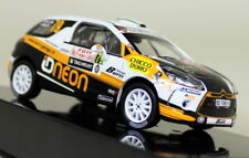 Ixo 1/43 Scale RAM459 Citroen DS3 R3 #79 Monte Carlo Rally 11 Diecast Model Car