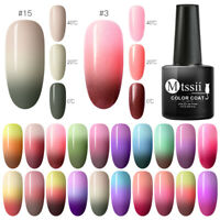 MTSSII Thermal Vernis à Ongles Semi-permanent Nail Art UV Gel Polish Nails DIY