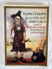 Leprechauns, Legends and Irish Tales by Hugh McGowan (Paperback, 1994)