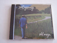 CD DE NEIL YOUNG  , OLD WAYS , 10 TITRES . TRES BON ETAT .