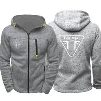 New Arrivals Triumph Motorcycle Hoodie Sweatshirt Jacket Sport Coat AUTUMN Top