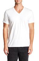 Calvin Klein Underwear Classic S/P V-Neck 3-Pack White Men's Underwear 86508