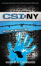 Four Walls (CSI: New York), DeCandido, Keith R. A., New Book
