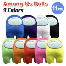 9Color Among Us Plush Soft Stuffed Toy Doll Game Figure Plushie Kids XMAS Toys