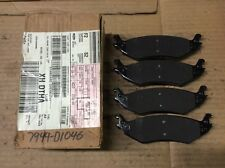 New Factory OEM Ford Motorcraft Disc Brake Pad Pads Rear 4C2Z-2200-AA
