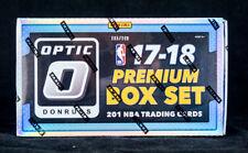 2017-18 Donruss Optic Basketball Premium Box Set! FACTORY SEALED! 161/249!