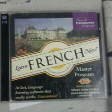 Learn French Now! Language Learning Software for Windows/Mac Homeschoolers