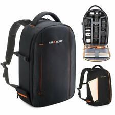 K&F Concept waterproof camera backpack DSLR camera bag 13.3-inch for laptop
