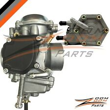 POLARIS SPORTSMAN 400 CARBURETOR FUEL PUMP 4x4 ATV QUAD CARB 2001-2004 NON HO