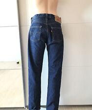 Levi's 501 Jeans 30/30 Dunkelblau Top Zustand Vintage