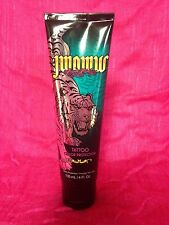 AUSTRALIAN GOLD J WOWW TATTOO COVER ANTI FADE PROTECTION CREAM LOTION 4 oz
