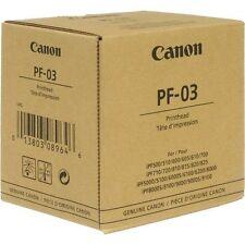 Canon PF-03 Print Head (2251B003AA) Printhead
