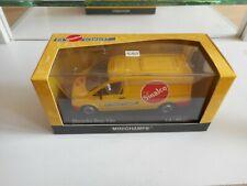 """Minichamps Mercedes Vito """"Sinalco"""" in Yellow on 1:43 in Box"""