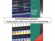 Concepts in Enterprise Resource Planning,4e by Monk/ Wagner