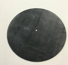 TURNTABLE / PLATTER MAT NEOPRENE RUBBER 1.5MMTHK