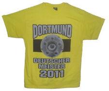 DORTMUND DEUTSCHER MEISTER 2011 - Shirt + Größe XXL + AUSVERKAUF !!!