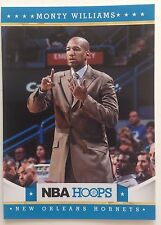 Monty Williams Coach New Orleans Hornets Single #66 Original 2011-2012 Panini 9