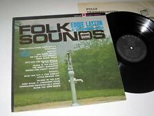 EDDIE LAYTON Folk Sounds MERCURY Stereo VG++/NM- Promo