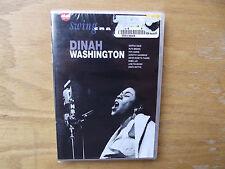Swing Era, Dinah Washington & Friends (Super Rare DVD, 2004) New