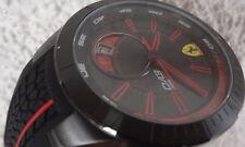 Ferrari Herren Armbanduhr #340283 ROT-SCHWARZ Herrenuhr