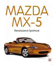 Mazda MX-5 Miata Renaissance Sportscar - History, Specials, Production, Sales +